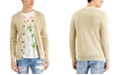 INC International Concepts INC Men's Stonewashed Cardigan Sweater, Created for Macy's