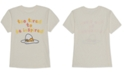 Love Tribe Juniors' Too Tired Graphic T-Shirt