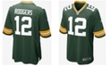 Nike Kids' Green Bay Packers Aaron Rodgers Jersey, Big Boys (8-20)