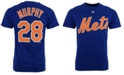Majestic Men's Daniel Murphy New York Mets Official Player T-Shirt