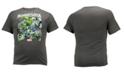 Fifth Sun Men's Minnesota Timberwolves Comic Shatter T-Shirt