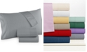 Charter Club Egyptian Cotton Blend 300 Thread Count 4 Pc. Sheet Set, California King, Created for Macy's