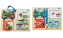 Melissa and Doug Kids' Locks & Latches Board