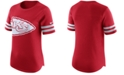 Nike Women's Kansas City Chiefs Gear Up Fan Top T-Shirt