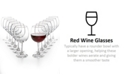 Martha Stewart Collection 12-Pc. Red Wine Glasses Set, Created for Macy's
