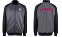 Majestic Men's New York Rangers Wow Track Jacket