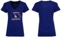 '47 Brand Women's Los Angeles Dodgers Americana T-Shirt