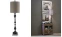 Harp & Finial Vanderbilt Table Lamp