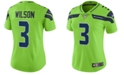 Nike Women's Russell Wilson Seattle Seahawks Color Rush Limited Jersey
