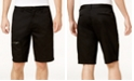 A|X Armani Exchange Armani Exchange Men's Flat-Front Shorts, Created for Macy's