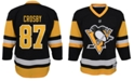 Authentic NHL Apparel Sidney Crosby Pittsburgh Penguins Player Replica Jersey, Toddler Boys (2T-4T)