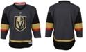 Authentic NHL Apparel Vegas Golden Knights Blank Replica Jersey, Little Boys (4-7)