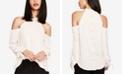 RACHEL Rachel Roy Cold-Shoulder Shirt