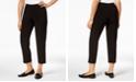 Alfred Dunner Upper East Side Pull-On Capri Pants