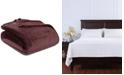 "Berkshire Shimmersoft Textured Honeycomb 90"" x 90"" Full/Queen Bed Blanket"