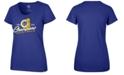 '47 Brand Women's Golden State Warriors Champ Trophy T-Shirt