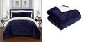 Chic Home Josepha 2 Piece Twin X-Long Comforter Set