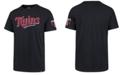 '47 Brand Men's Minnesota Twins Fieldhouse Basic T-Shirt