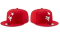 New Era New England Patriots Logo Elements Collection 9FIFTY Snapback Cap