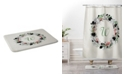 Deny Designs Iveta Abolina Winter Marble Bath Mat