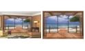 Brewster Home Fashions El Paradiso Wall Mural