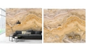 """Brewster Home Fashions Amber Wall Mural, 9' 10"""" x 7' x 10"""""""