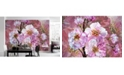 Brewster Home Fashions Blooming Gems Wall Mural