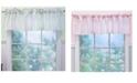 3 Stories Trading Nurture Stripe Window Valance