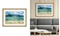 "Melissa Van Hise Morning Hue Framed Giclee Wall Art - 42"" x 32"" x 2"""