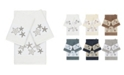 Linum Home Turkish Cotton Lydia 3-Pc. Embellished Towel Set
