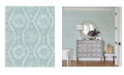 "Brewster Home Fashions Painterly Wallpaper - 396"" x 20.5"" x 0.025"""