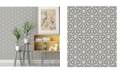 "Brewster Home Fashions Billie Geometric Wallpaper - 396"" x 20.5"" x 0.025"""