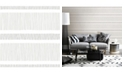 "Brewster Home Fashions Gravity Stripe Wallpaper - 396"" x 20.5"" x 0.025"""