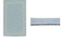Bridgeport Home Pashio Pas5 Aquamarine 5' x 8' Area Rug
