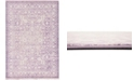 Bridgeport Home Norston Nor1 Purple 7' x 10' Area Rug