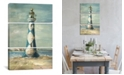 """iCanvas Lighthouse Iv by Danhui Nai Gallery-Wrapped Canvas Print - 60"""" x 40"""" x 1.5"""""""