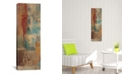 "iCanvas Oriental Trip Panel I by Silvia Vassileva Gallery-Wrapped Canvas Print - 36"" x 12"" x 0.75"""
