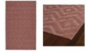 Kaleen Imprints Modern IPM04-58 Rose 2' x 3' Area Rug