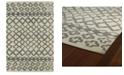 Kaleen Casablanca CAS01-75 Gray 8' x 11' Area Rug