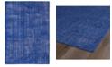 """Kaleen Restoration RES01-17 Blue 5'6"""" x 8'6"""" Area Rug"""