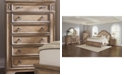 Macy's Coaster Home Furnishings Ilana 6-Drawer Chest