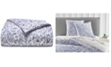 Charter Club Textured Paisley 300-Thread Count 3-Pc. Full/Queen Comforter Set, Created for Macy's