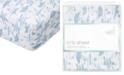 aden by aden + anais Baby Boys Retro Printed Cotton Crib Sheet