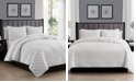 Cathay Home Inc. Oversize Lightweight Quilt Set - Twin/Twin XL