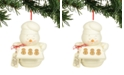Department 56 Snowpinions Life Is What You Bake It Ornament