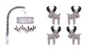 Trend Lab Moose Musical Crib Mobile