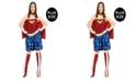 BuySeasons Buy Seasons Women's Wonder Woman Plus Costume