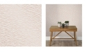 "A-Street Prints A-Street 20.5"" x 396"" Prints Hono Rose Abstract Wave Wallpaper"
