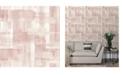 "A-Street Prints A-Street 20.5"" x 396"" Prints Trosa Light Brushstroke Wallpaper"