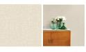 """A-Street Prints 20.5"""" x 396"""" Rattan Woven Wallpaper"""